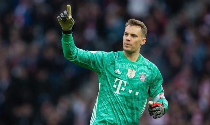 ЗМІ: Нойер не може домовитися з Баварією про новий контракт