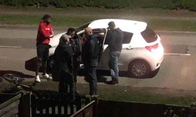 Футболист Эвертона с компанией был задержан за вождения в нетрезвом виде во время карантина. ФОТО