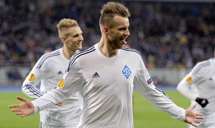 Цыганык: Ярмоленко может вернуться в Динамо, но не в ближайшее время