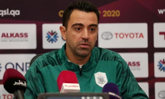 Хави получил новый трофей в Катаре