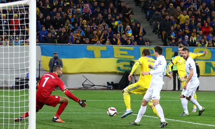 Назвіть усіх суперників, з якими Україна грала у відборах до Євро. КВІЗ