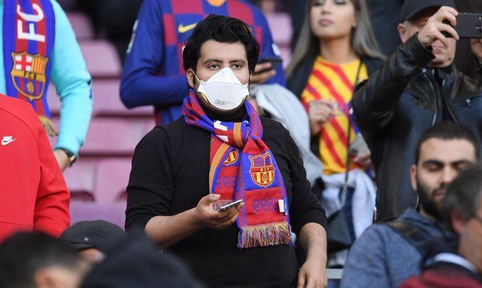 Marca: Барселона втратить 100 млн євро через коронавірус
