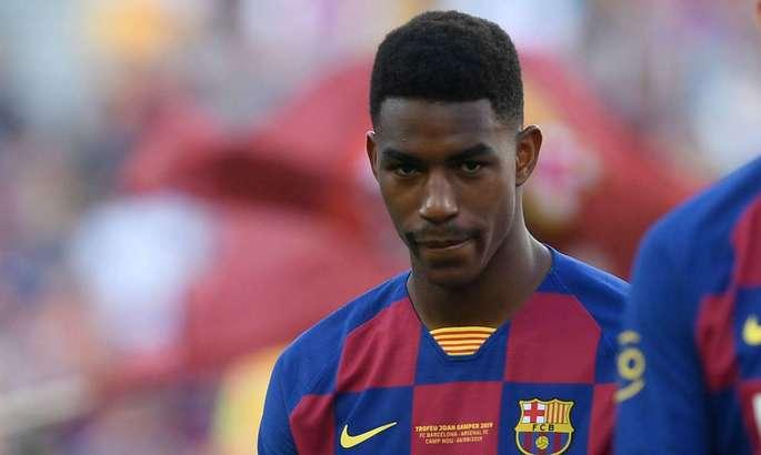 Молодой талант Барселоны может перейти в Арсенал