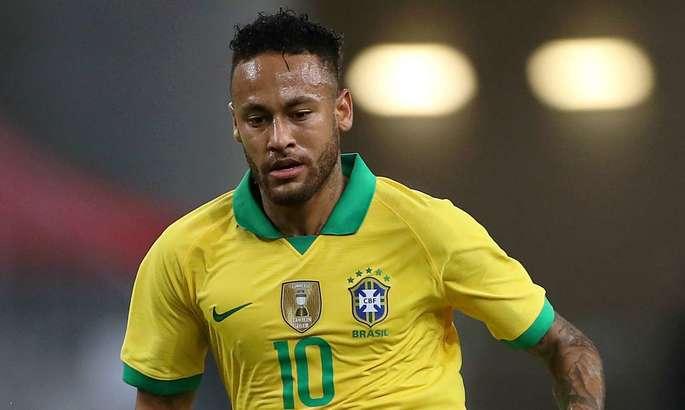 Наставник Бразилии не считает Неймара незаменимым