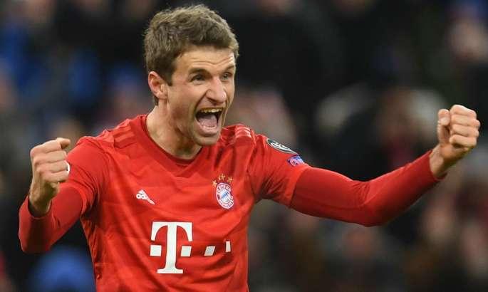 Баварія пропонує Мюллеру дворічний контракт