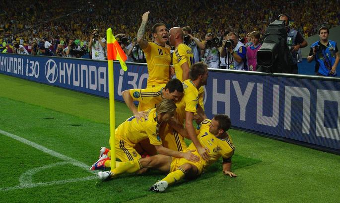 Назовите матч сборной Украины по авторам голов. КВИЗ