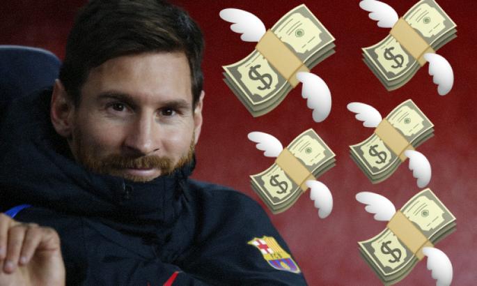Бартомеу: Месси с первого же дня говорил о том, что игрокам Барселоны нужно понизить зарплаты