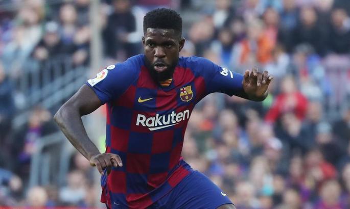 Два лондонських клуба хочуть підписати Умтіті - Барселона готова відпустити француза