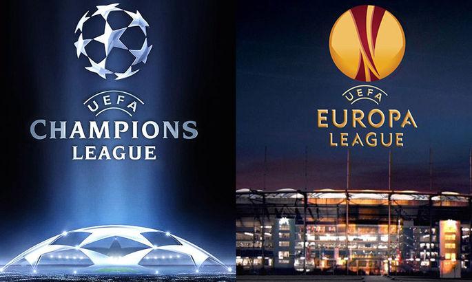 Финалы Лиги чемпионов и Лиги Европы состоятся, но без зрителей