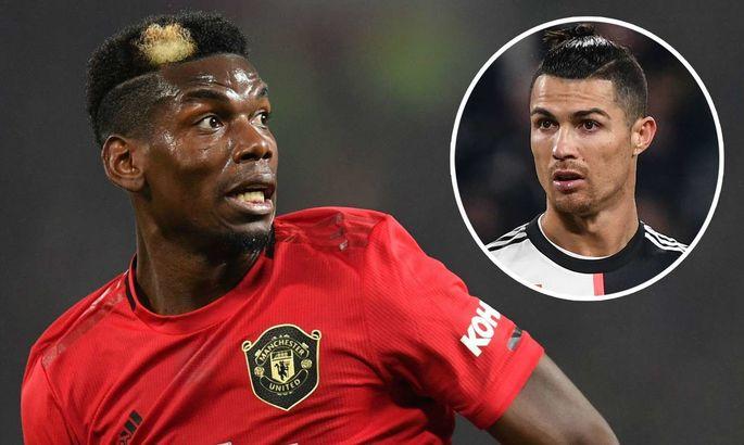 Экс-игрок Арсенала: Погба лучше перейти в Ювентус, ведь у Реала меньше потенциала, а в Турине уже есть Роналду