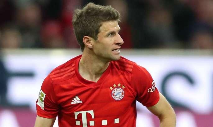 Bild: Бавария полностью согласовала контракт с Мюллером