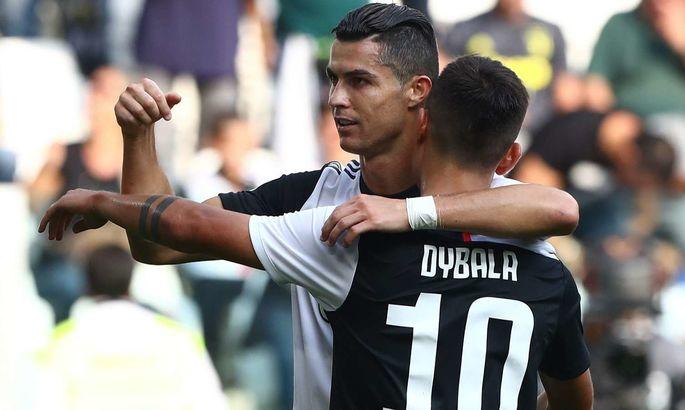 """""""Знаєш, ми в Аргентині тебе злегка ненавидимо"""". Дібала розповів, як змінювалося його ставлення до Роналду"""