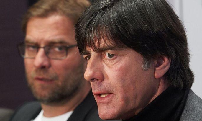 СМИ: В Ливерпуле обеспокоены, что Клопп готов сменить Лева в сборной Германии