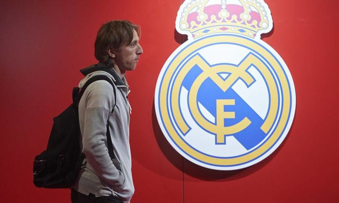 Стало відомо, чи залишиться Модрич у Реалі до кінця контракту