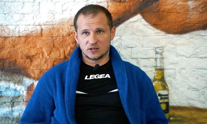 Алиев: Пошел бы экспертом на ТК Футбол. Травили бы с Леоненко и Шевчуком