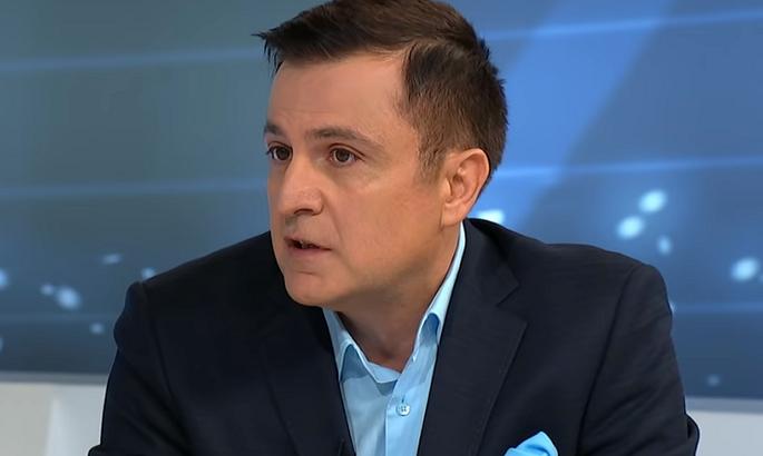 Эксперт ТК Футбол: В моменте с отмененным голом Олимпика должны быть желтая Трубину и пенальти