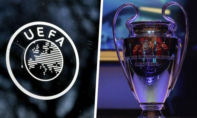 УЕФА может не допустить к еврокубкам клубы из стран, которые не доиграют чемпионат