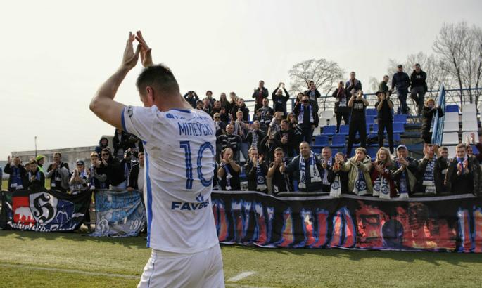 Милевский заявил об уходе из Динамо Брест