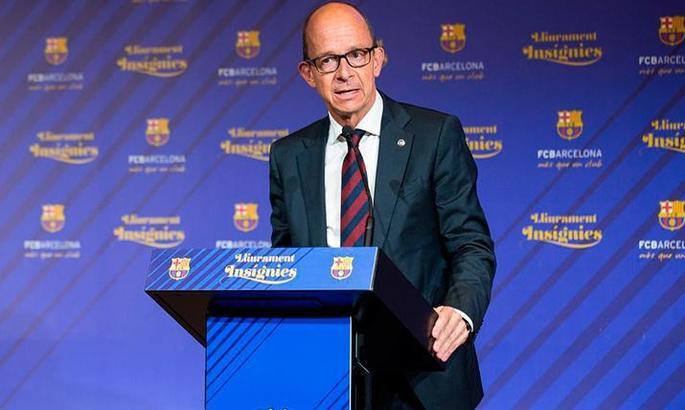 Вице-президент Барселоны болен коронавирусом