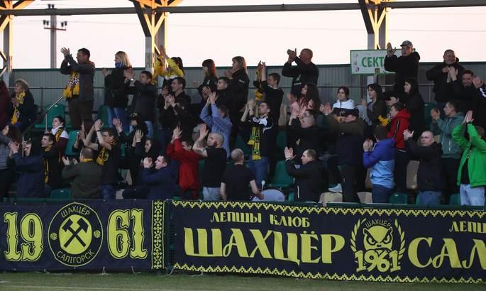 Шахтар - Нєман 0:0. Перша мирова Вернидуба в Білорусі