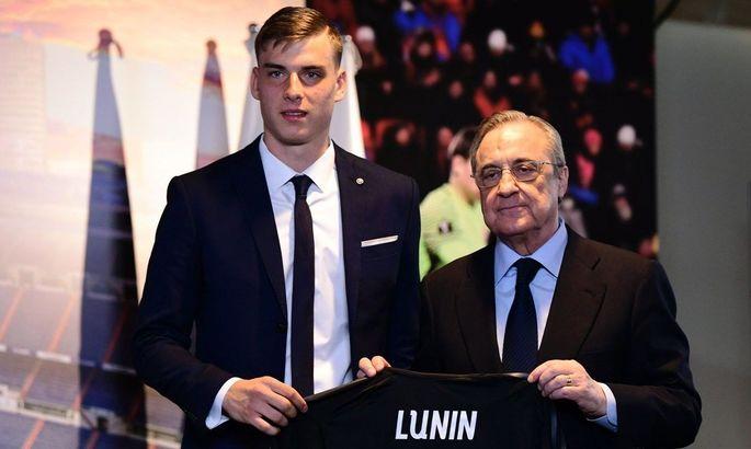 Михайленко: Думаю, в наступному сезоні у Луніна будуть шанси поборотися за основу Реалу