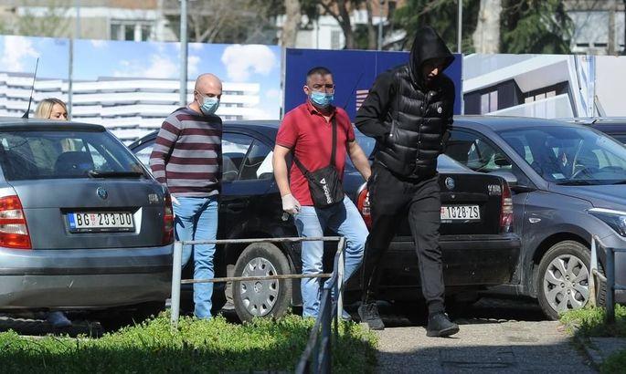 Форварда збірної Сербії присудили 3 місяці домашнього арешту за порушення карантину - изображение 1