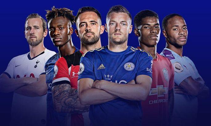 Символическая сборная АПЛ от Sky Sports. Шесть игроков Ливерпуля, Де Брюйне и Варди