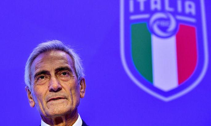 Габриэле Гравина: Итальянские клубы будут исключать из Серии А за участие в Суперлиге