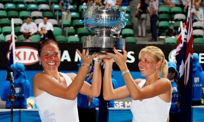 Титул сестер Бондаренко на Australian Open – золотая страница украинского тенниса