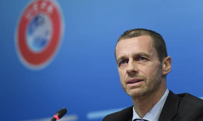 Президент УЄФА: Ліверпуль так чи інакше виграє титул