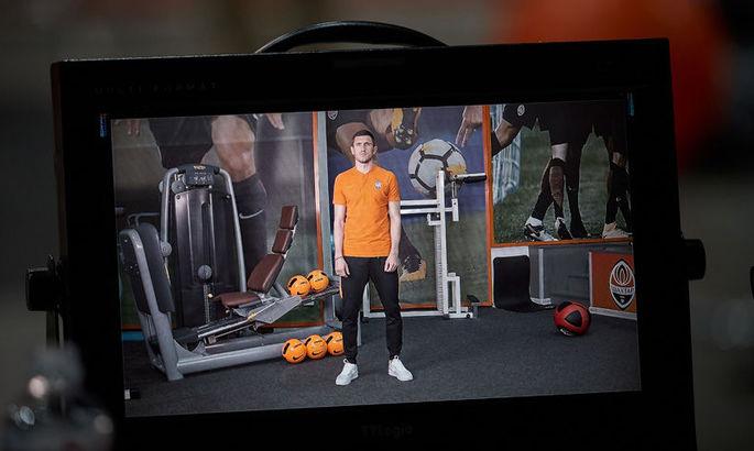 Андрей Пятов и Сергей Кривцов проведут уроки диджитал-физкультуры для школьников
