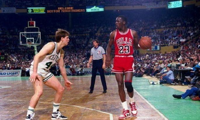 Майкл Джордан – автор найрезультативнішого перформансу в плей-офф НБА. ВІДЕО