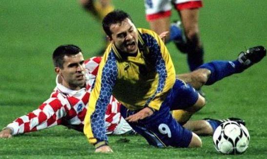 Ребров: Хорвати зайняли на ЧС-98 третє місце, і у нас всі писали, що на їх місці повинна була бути збірна України