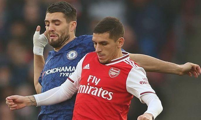 Мілан зробить чергову спробу підписати півзахисника Арсеналу