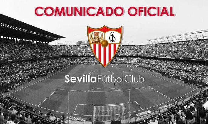У игрока Севильи обнаружен коронавирус. Команде через неделю играть в Лиге Европы