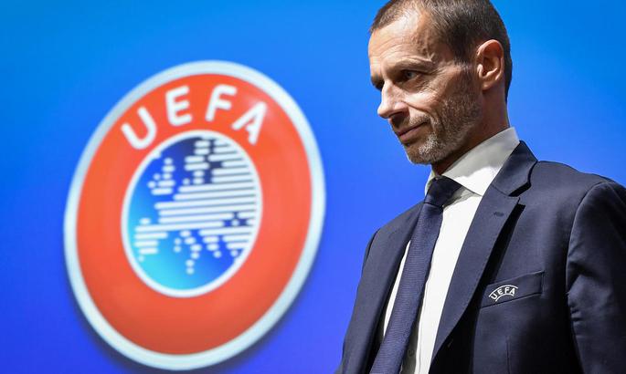 Президент УЕФА сравнил Ювентус, Реал и Барселону с детьми, которые прогуливают школу