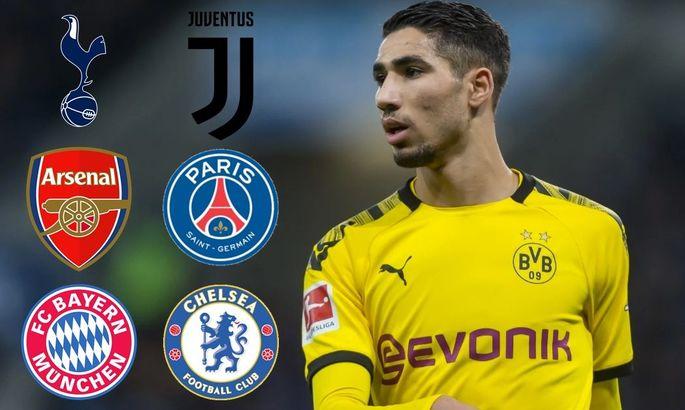 Ювентус, ПСЖ, Баварія та ще кілька клубів претендують на захисника Реала