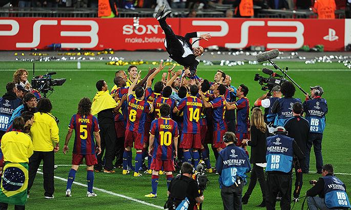 Барселона Гвардиолы, Ман Юнайтед Фергюсона или великолепная Испания: какая команда лучше? - изображение 1