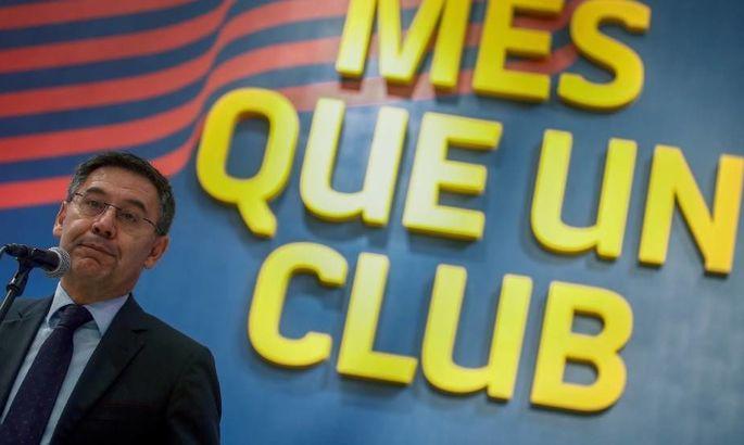 Из-за коронавируса и деле о критике Месси: шесть директоров Барселоны подали в отставку