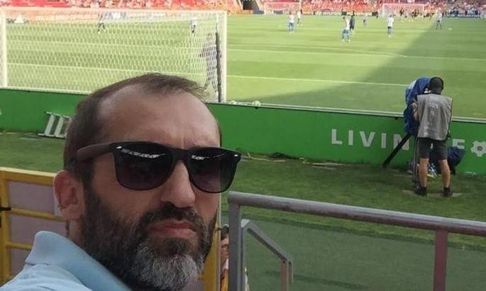Экс-футболист Геннадий Мороз назвал двух лидеров современной сборной Украины