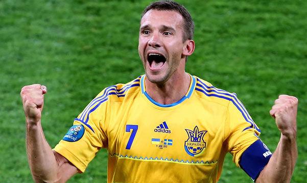 Андрей Шевченко указал на одну из главных ошибок сборной Украины в 1990-2000-х годах