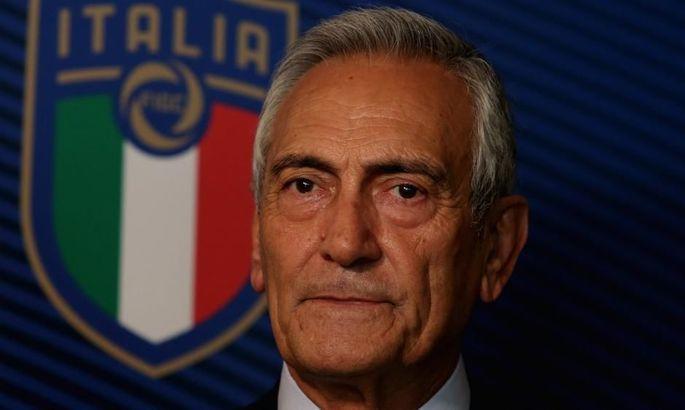Президент Федерации футбола Италии: Уважаю науку, но не сдамся – Серия А должна быть доиграна