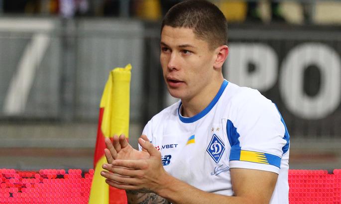 Центральний захисник Динамо не готується з командою до гри проти Львова