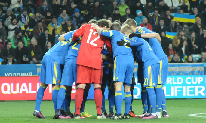 Назовите всех тренеров сборной Украины. КВИЗ