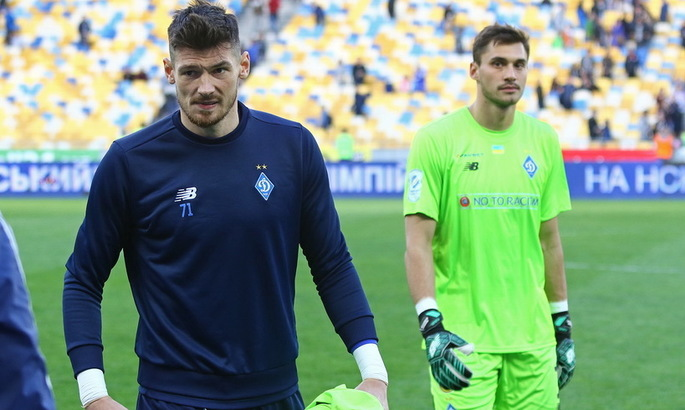 Бойко и Беседин выйдут в старте Динамо на кубковый матч с Колосом