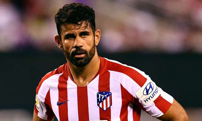 Диего Коста не покинет Атлетико до конца своего контракта