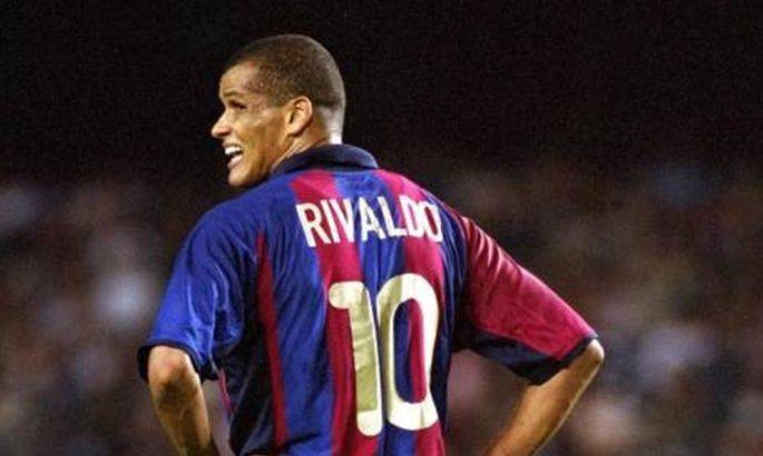 Ривалдо: Барселоне нужно заняться поиском форвардов