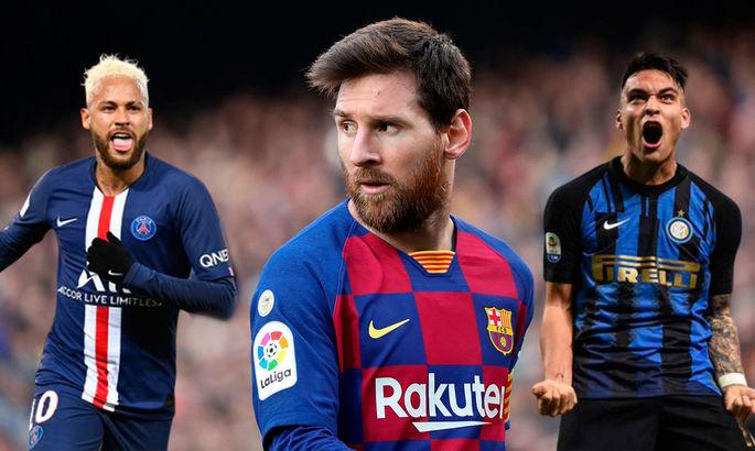 Catalunya Radio: Барселона не вернет Неймара – в приоритете покупка Лаутаро и продление Месси
