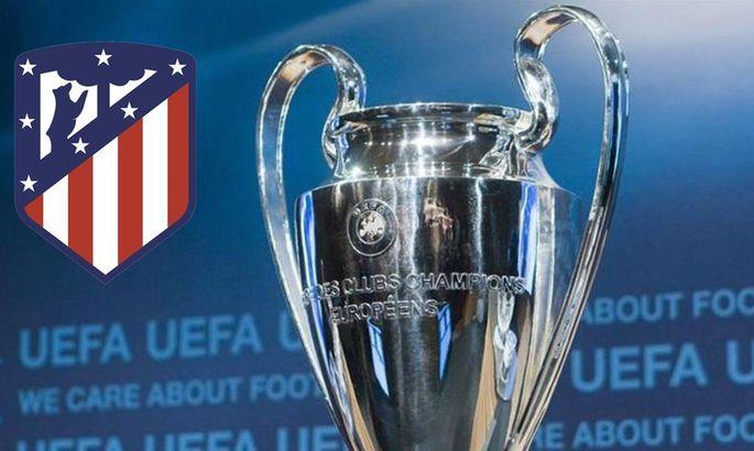 COPE: УЄФА запросить Атлетіко до Ліги чемпіонів, якщо сезон Ла Ліги не буде дограний
