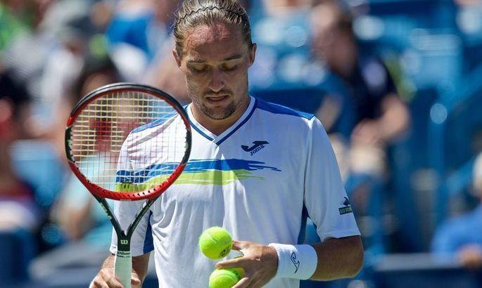 Александр Долгополов объявил о завершении карьеры
